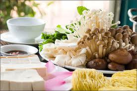 Cách nấu món lẩu nấm